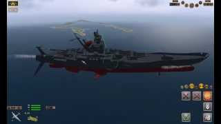 getlinkyoutube.com-Pacific Storm Allies: Space Battleship Yamato