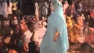 رقص موريتاني  خطير
