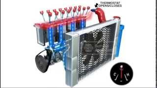getlinkyoutube.com-Engine Cooling System - How it Works Animation  | Auto Pro Tampa, FL