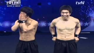 """getlinkyoutube.com-Korea's got talent - Taekwondo """"Marshall"""" (CJ E&M)"""