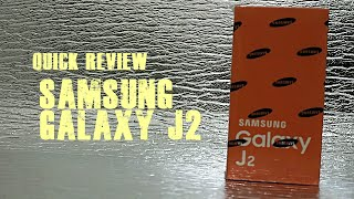 getlinkyoutube.com-Quick Review Samsung Galaxy J2 Indonesia