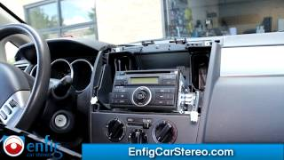 getlinkyoutube.com-Nissan Versa radio removal 2007-2011 also 2012 Hatchback