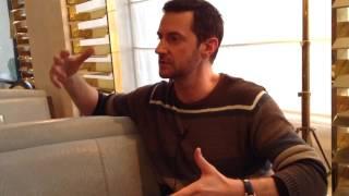 "getlinkyoutube.com-Richard Armitage ""The Armitage iChat"" Pt. 1 EXCLUSIVE with TAC's Marlise Boland"