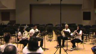 getlinkyoutube.com-1  Fanfare for Barcs   Andrew Bain Quartet
