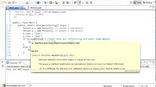 getlinkyoutube.com-Java Equals method Tutorial