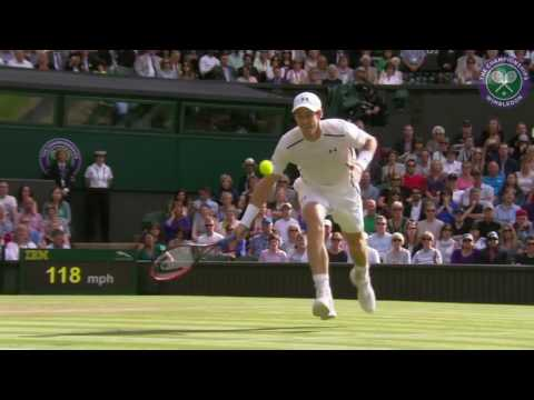 2016, Day 4 Highlights, Andy Murray vs Yen-Hsun Lu