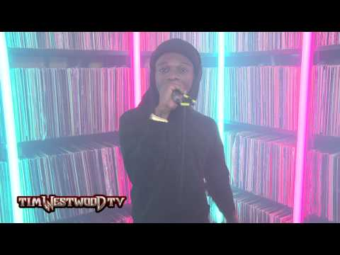 Wizkid Freestyle On Timwest Wood [AFRlCAX5]