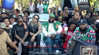 Rick Ross - Box Chevy (Making Of)