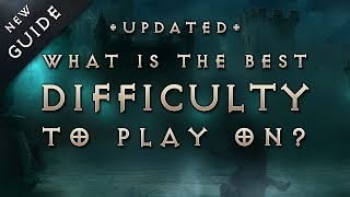 getlinkyoutube.com-Diablo 3: Reaper of Souls - What is the best difficulty to play on? Updated Guide