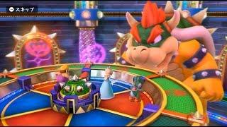 getlinkyoutube.com-マリオパーティー10  みんなでスゴロクとミニゲーム 【マリオパーティーを三浦TVが実況】  Wiiu× 任天堂