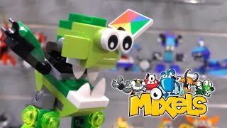 getlinkyoutube.com-LEGO Mixels 2015 Series 4, Series 5 and Series 6 (New York Toy Fair)