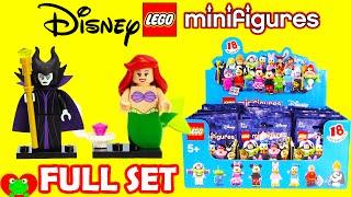 getlinkyoutube.com-LEGO Minifigures Disney Characters 71012 FULL SET