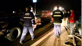 Dois motoristas morrem em grave acidente na BR-116