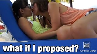 getlinkyoutube.com-What If I Propose (Lesbian Short Film - True Story)