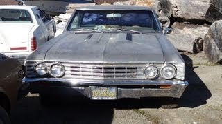 getlinkyoutube.com-Classic Cars MoonShine Collection Car Tour Guy Equipment Walk Around Uncles Place Part #1