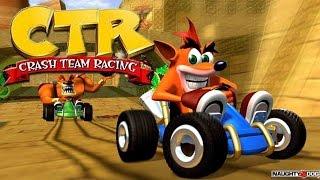 Crash Team Racing - Intro REMIX [Renato Franciscone Orchestra]