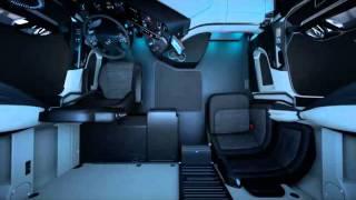 getlinkyoutube.com-Der neue MB Actros MP4 (5/23) : Konzept Innenbeleuchtung   -   Video ..........Oeni