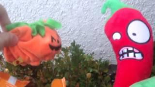 getlinkyoutube.com-Plants vs. Zombies Plush: Air Raid