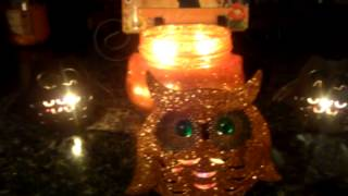 getlinkyoutube.com-Wax Review: Candles by Victoria: Glitter Taureen (CAS)