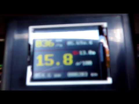 Плавающее напряжение бортовой сети Toyota Mark II GX71 (Черностой)