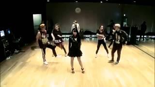 getlinkyoutube.com-G - Dragon of BIGBANG and CL of 2ne1 - R.O.D [Dance Practice]