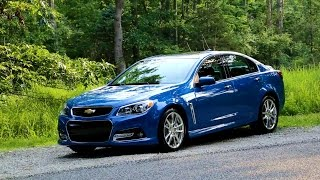 Is The 2015 Chevy SS The Ultimate Modern Sleeper?