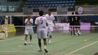 getlinkyoutube.com-Takraw Thailand League 2009 Match 12 Bangkok-Nakhon Pathom