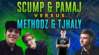 OpTic Scump + OpTic Pamaj vs. Methodz and TJhaly