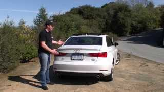 getlinkyoutube.com-Real First Impressions Video: 2015 Audi A3 2.0T Quattro - Made for America!