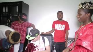 Diamond Platnumz - utata wa mavazi ya video ya salome (behind the scene)