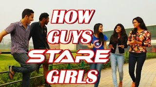 getlinkyoutube.com-5 Types : How Guys Stare at Girls || Indian Style