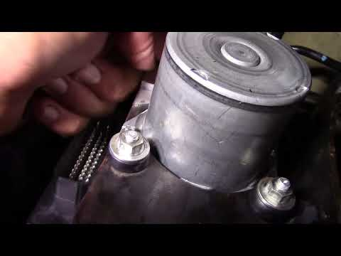 How To Replace: 2008 Tahoe ABS Module/... Replacement
