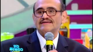 getlinkyoutube.com-Edgar Vivar, o Seu Barriga Do Seriado Chaves No Domingo Legal - 05/08/2012