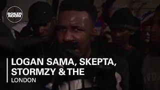 Logan Sama, Skepta, Stormzy & The Square Boiler Room London Live Set