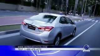 Conozca el nuevo Toyota Corolla 2016