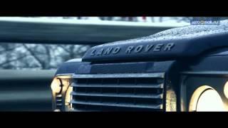 getlinkyoutube.com-Тест Land Rover Defender. Ленд Ровер Дефендер - за что мы его любим?