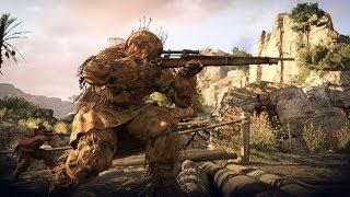 Sniper Elite 3 Multiplayer Trailer