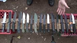 getlinkyoutube.com-Medium Survival Knives