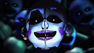 getlinkyoutube.com-Five Nights at Freddy's: Sister Location - Custom Night - Part 1