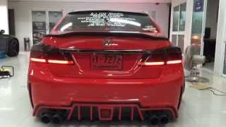 getlinkyoutube.com-Accord G9 VIP CAR Tail light LED By K-CON