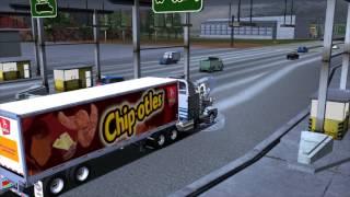 getlinkyoutube.com-18 wheels of steel haulin from chihuahua to juarez mx