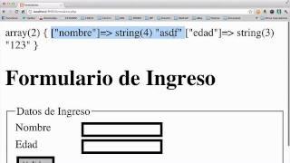 getlinkyoutube.com-Validacion Formularios con PHP