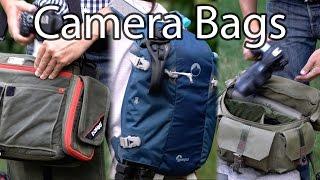getlinkyoutube.com-Camera Bags!