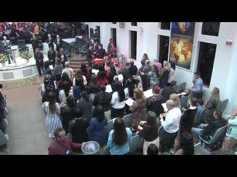 Círculo de Oração Monte Sião - Nascer de novo - 12 05 2019
