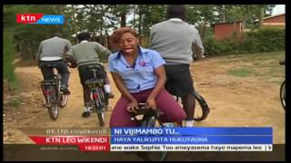KTN Leo Wikendi: Vituko wanahabari wanapitia kutafuta na kuwaletea habari(Goofs) width=