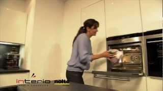 Ergonomia – piekarnik wysoko - meble kuchenne Nolte