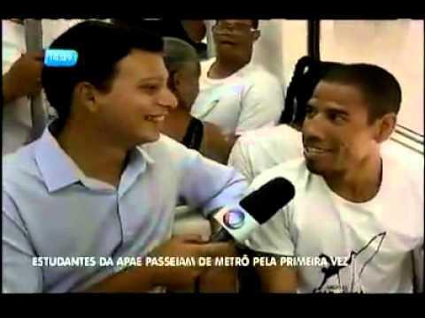 Apae Salvador - Vai ao Metrô (CCR Metrô Bahia)