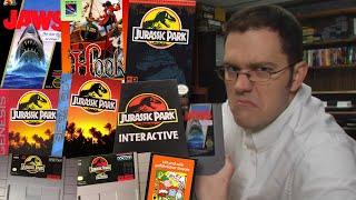 getlinkyoutube.com-Spielberg Games - Angry Video Game Nerd - Episode 101