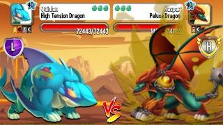 getlinkyoutube.com-Dragon City - Fighting Battle + Leagues 303 [Full Missions & Boss 2017]