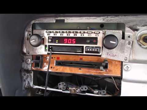 Ford Capri Stereo